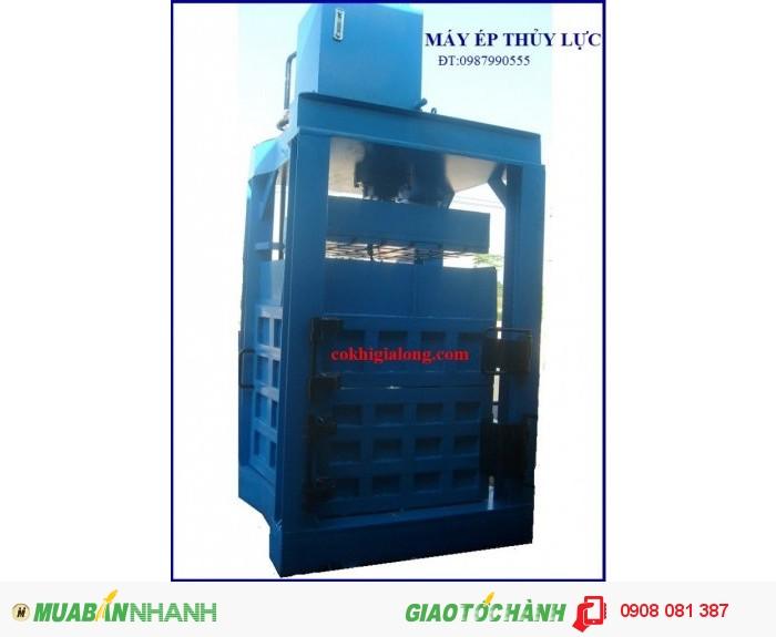 Cần cho thuê máy ép phế liệu giá thỏa thuận1
