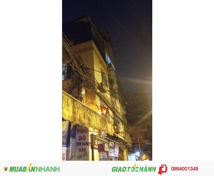 Bán nhà Huỳnh Thúc Kháng  38m2, 4 tầng, MT  3.8m, giá 6.7 tỷ  ,khu dân trí cao