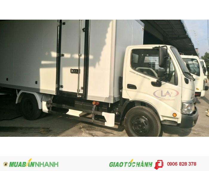 Bán Xe Hino WU342L-5 tấn giá tốt nhất thị trường miền Nam, Bình Dương, Đồng Nai, Sài Gòn 1