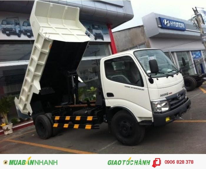 Bán Xe Hino WU342L-5 tấn giá tốt nhất thị trường miền Nam, Bình Dương, Đồng Nai, Sài Gòn 4