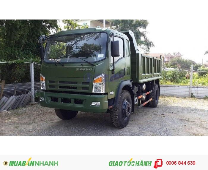 Bán xe ben 9.2 tấn - Đại lý bán xe ben Dongfeng Trường Giang 9.2 tấn