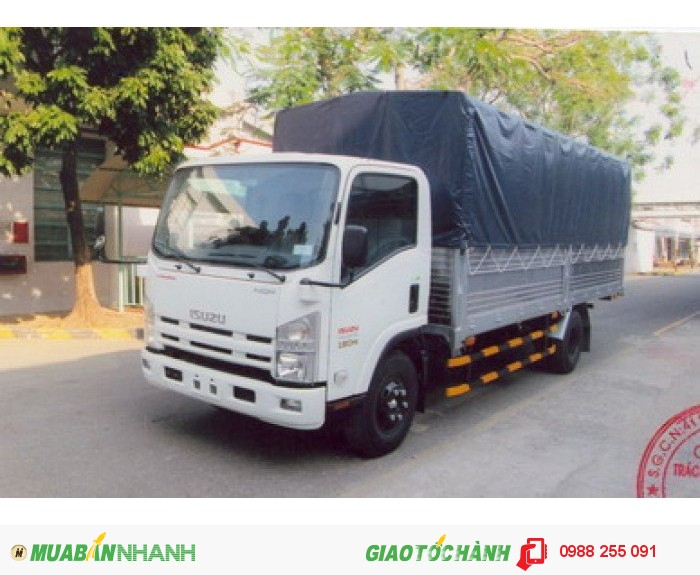 Xe tải isuzu 5t5,xe tải giá tốt nhất,isuzu NQR75L ,hỗ trợ vay trả sau, GIÁ TỐ NHẤT, bán giá gốc