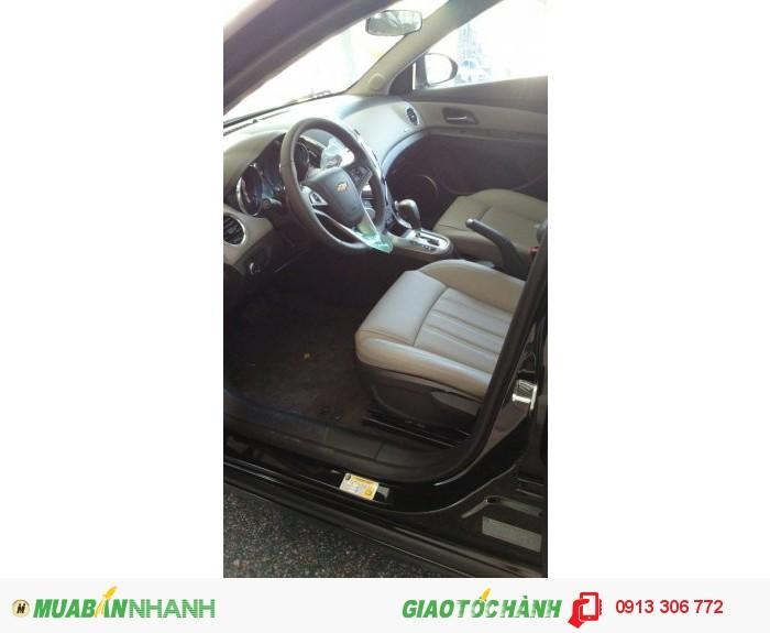 Bán xe chevrolet Cruze LTZ 1.8 số tự động 1
