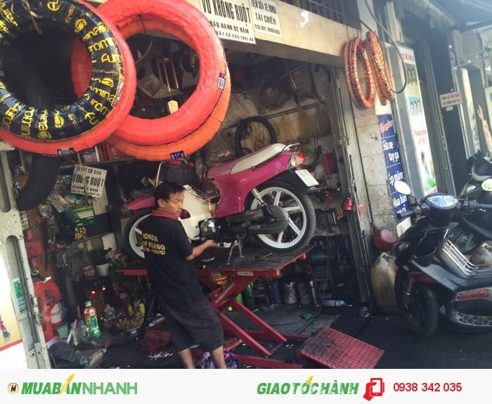 Dịch vụ sửa xe máy các loại uy tin chất lượng.