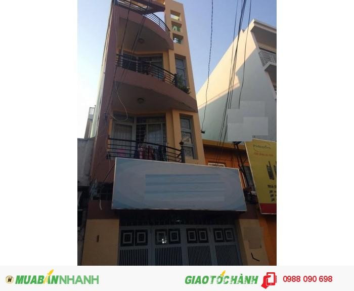 Bán gấp nhà HXH đường Lê Bình, P.4, Tân Bình. DT 4x14m