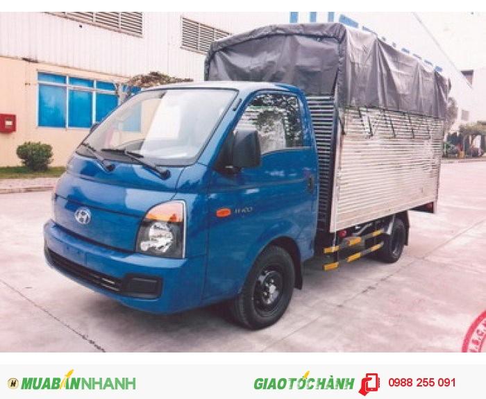 Xe tải Hyundai 1tấn nhập khẩu, Hyundai HD100, vay vốn lãi suất thấp