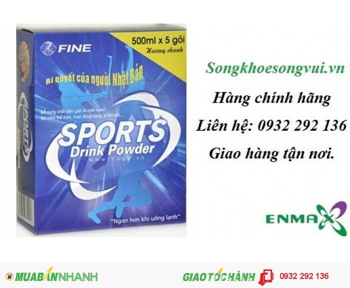 Sports Drink Powder0
