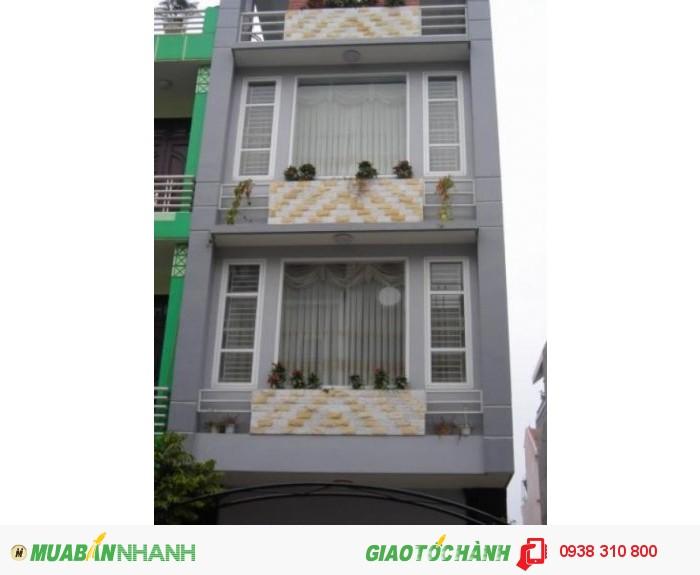 Bán nhà 2 lầu Bùi Minh Trực, P.5, Q.8, Dt 4.3x18m, giá 3.3 tỷ/TL