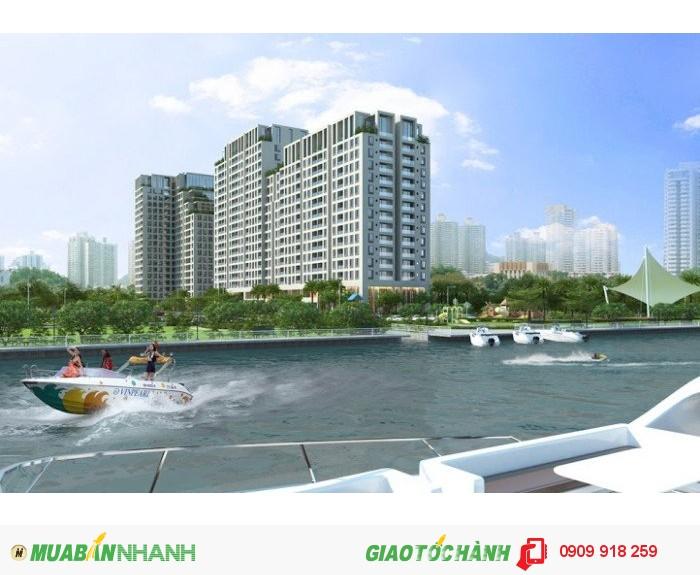Sở hữu Căn Hộ Resort Opal Riverside Chỉ cần TT 799 triệu. Tặng nội thất + CK 2,5%.