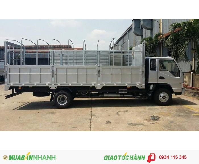 Mua xe tải jac 7.25T( xe tải jac 7 tấn 25) Bán xe tải jac 7T25( xe tải jac 7,25t) trả góp.