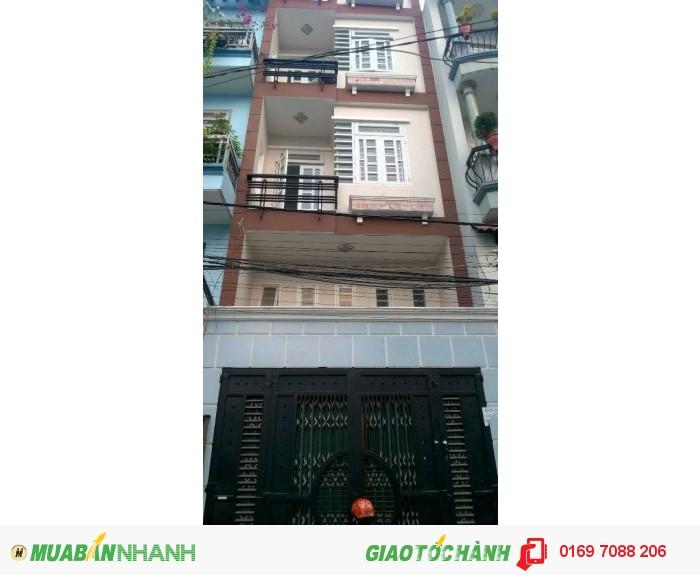 Cần bán gấp nhà đường Lâm Thị Hố , tân chánh hiệp (4x13) (SHR )2 lầu +1 trệt+1 gác lửng