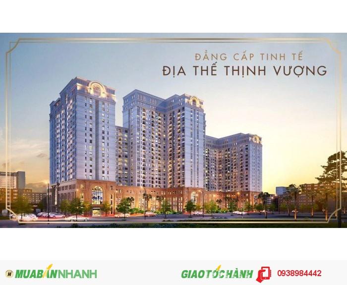 Bán căn hộ cao cấp khu dân cư Trung Sơn chỉ 1.6 tỷ/căn