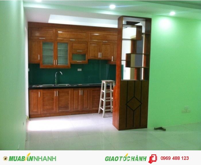 Chính chủ căn 45m2 tầng 5 Hướng Đông Nam HH3B Linh đàm giá 910tr nội thất đẹp