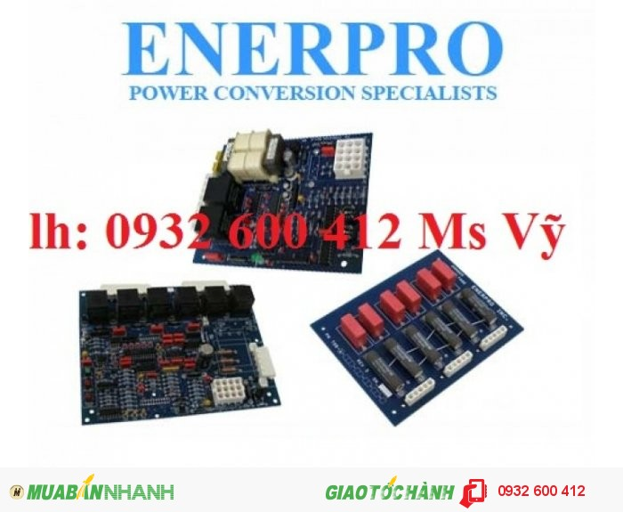 Đại lý phân phối bo mạch điều khiển ENERPRO