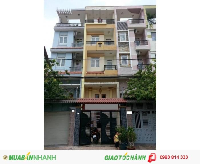 Mặt phố đường Hiền Vương phường phú thạnh, quận tân phú, hcm.