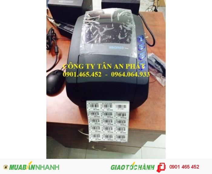 Máy in tem mã vạch dùng cho cửa hàng mỹ phẩm tại củ chi0