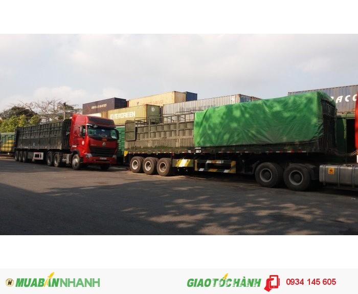 Xe tải công ty vận chuyển hàng đến Ga Sóng Thần