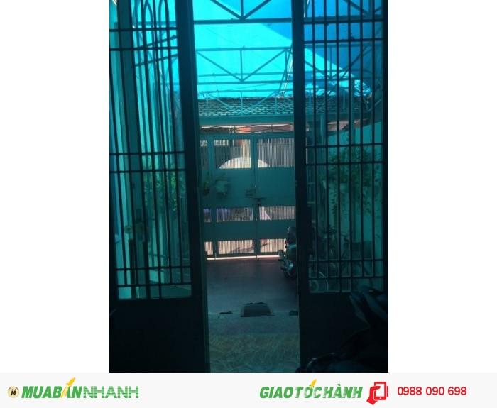 Bán nhà hẻm Huỳnh Văn Bánh, phường 13, quận Phú Nhuận. DT: 3,6x14m
