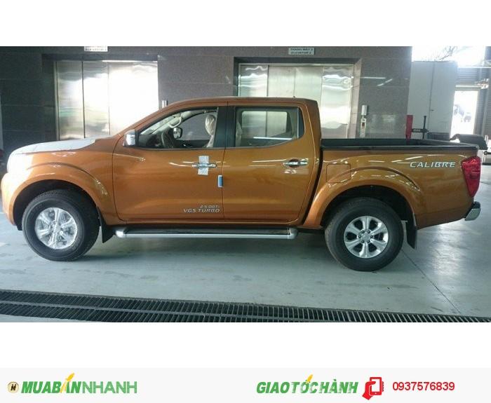 Bán xe bán tải NISSAN NAVARA 1 cầu số tự động 7 cấp, hỗ trợ trả góp, giá hợp lí
