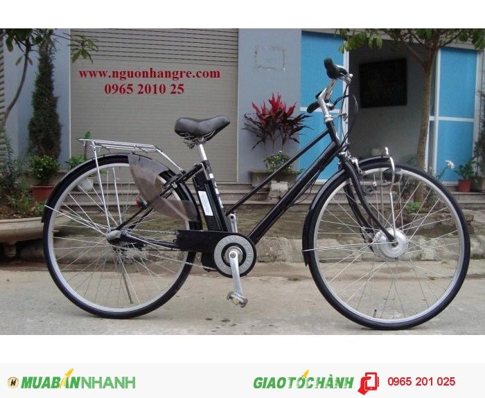Xe đạp điện Nhật- Xe đạp điện trợ lực Nhật