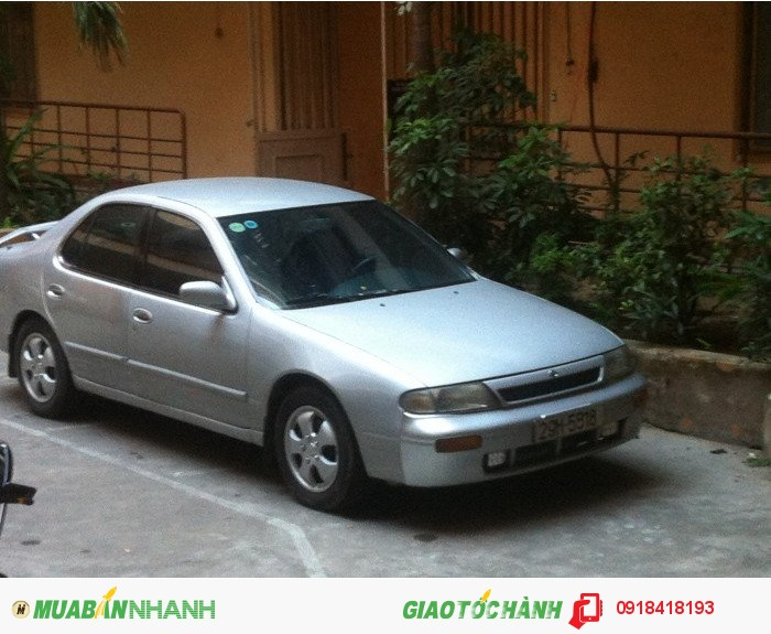 Nissan Khác sản xuất năm 1993 Số tay (số sàn) Động cơ Xăng