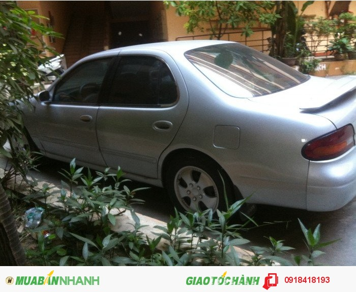 Nissan atima 1993 4