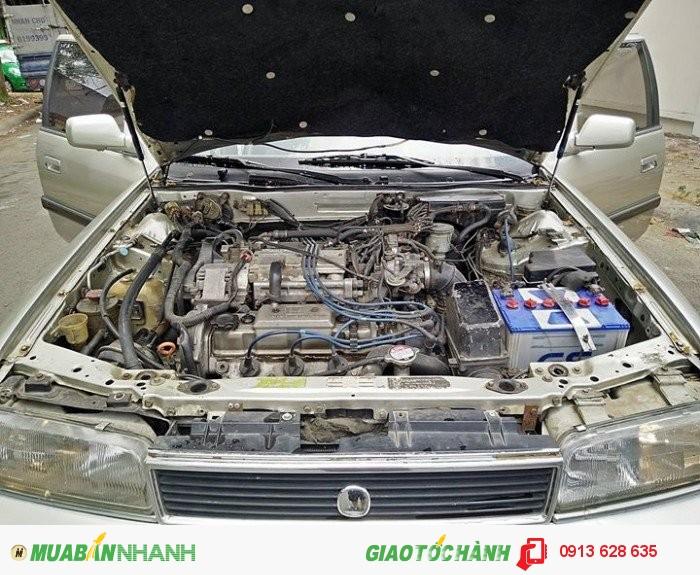 Honda Accord sản xuất năm 1991 Số tay (số sàn) Động cơ Xăng