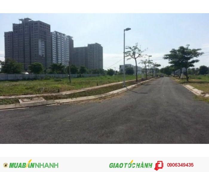 Đất nền An Hạ Lotus nằm ngay BV Chợ Rẫy 2 của huyện Bình Chánh, hỗ trợ cho người thu nhập thấp
