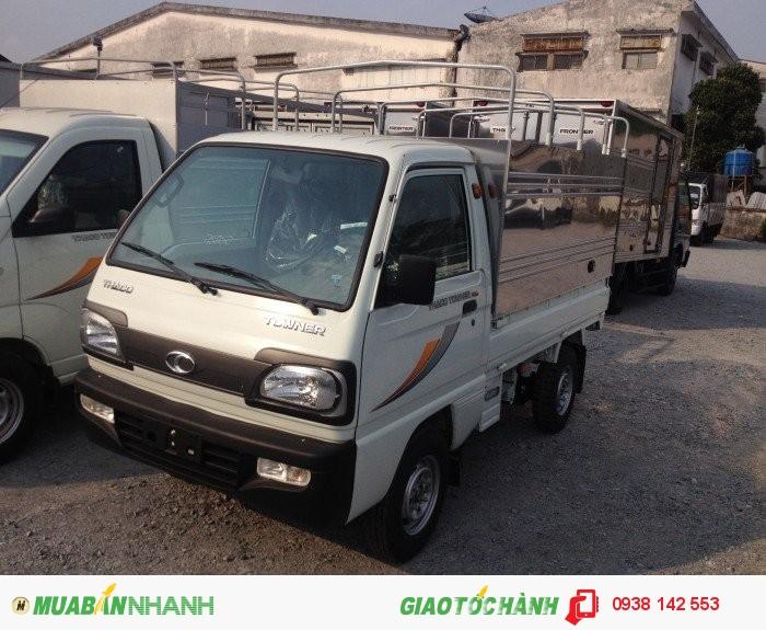 Xe TOWNER mạnh mẽ, tiết kiệm nhiên liệu. Tải trọng 600KG, 775KG, 880 KG. Giá tốt , chất lượng tốt.