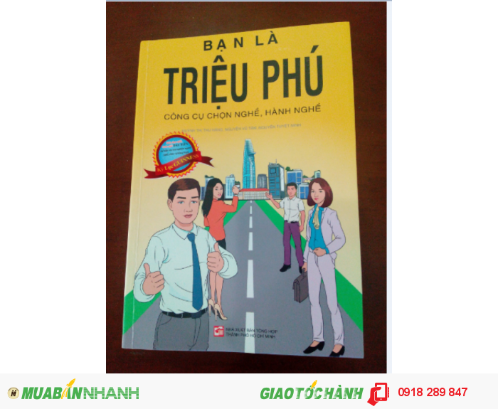 Giảm 50% Sách Bạn Là Triệu Phú  trước mùa tuyển sinh đại học 2016