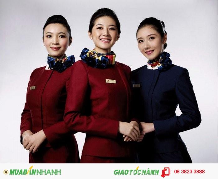Hãng hàng không duy nhất có đường bay thẳng đến Bắc Kinh