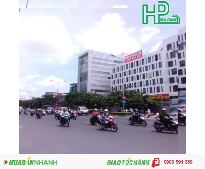 Bán nhà MT25m ÂU CƠ , p9 , Q.Tân Bình, DT 670m2. 36 tỷ.