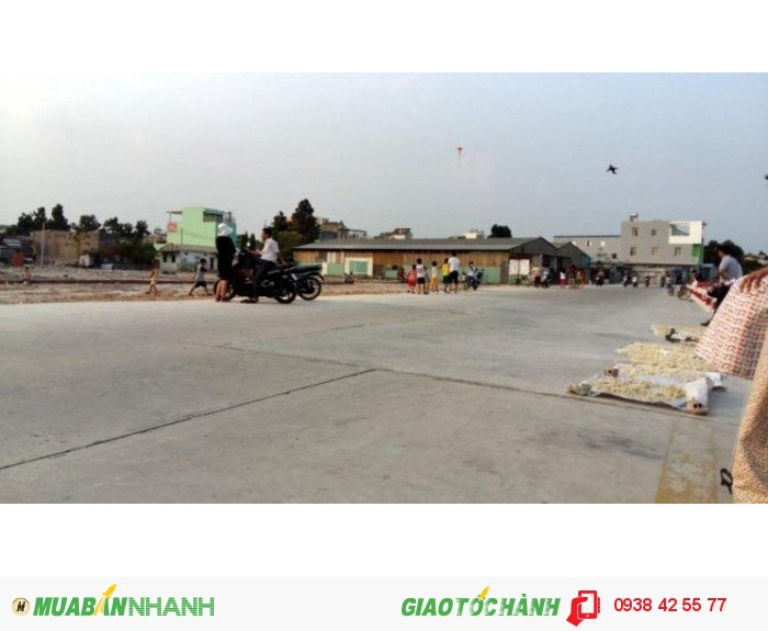 Bán Đất Đồng An Linh Trung, Gần Chợ, Kcn, Thuận An, Binh Duong