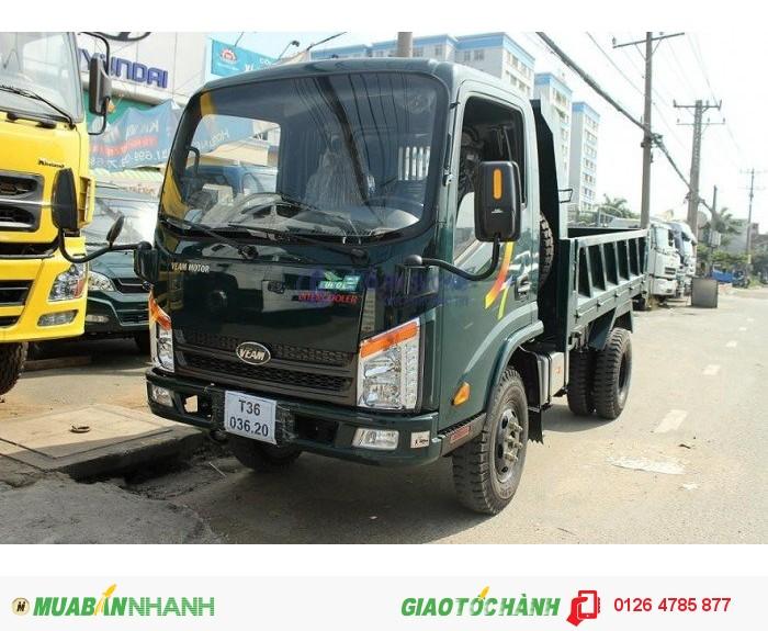 Xe tải ben Veam 3.5 tấn VB350 tự đổ giá cả cạnh tranh