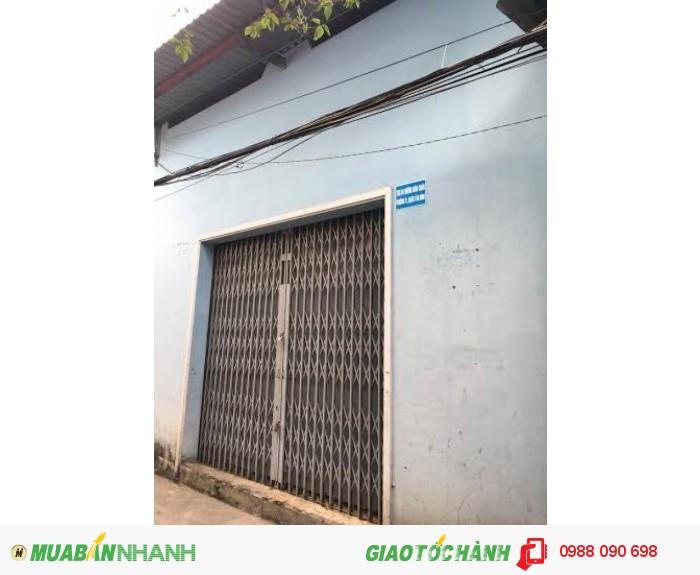 Bán gấp nhà HXH Phạm Văn Hai, P.5, Tân Bình. DT 4.5x10m