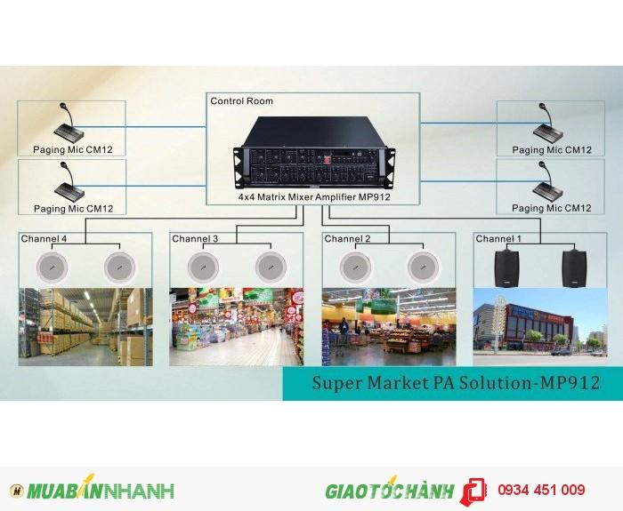 Hệ thống âm thanh không dây3