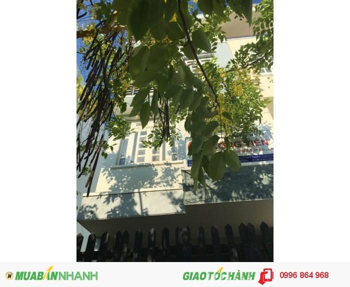 Cho Thuê Nhà Nguyên Căn 1 Trệt 3 Lầu Ngay Mt Bùi Tá Hán Q2 Gần Metro