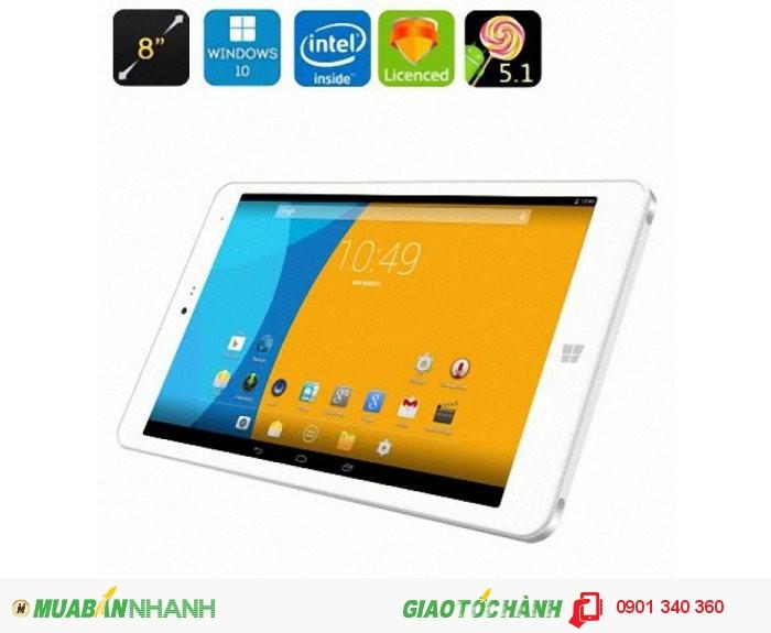 Chuwi Hi8 Pro - máy tính bảng 8'' Full HD, 2GB RAM 32GB (Trắng)