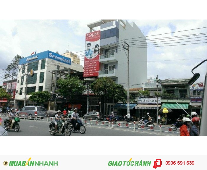 Nhà Mt16m Chợ Sỉ Lê Minh Xuân, P8, Tân Bình, Dt 115m. 40 Tỷ