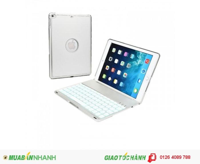 Chưa đến 1'30s là có thể phù phép chiếc ipad air 2 của bạn trở thành 1 em mini macbook ngon lành