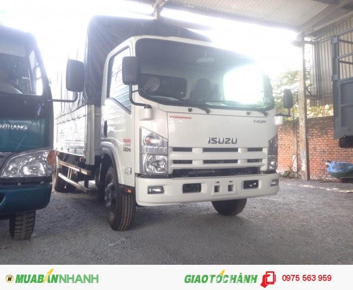 Isuzu  sản xuất năm 2016 Số tay (số sàn) Xe tải động cơ Dầu diesel
