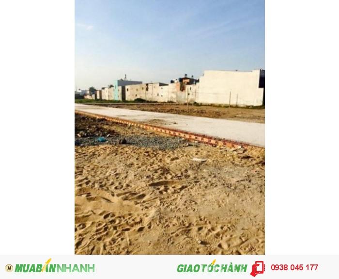 Đất Thổ Cư đường Vĩnh Lộc, giáp Bình Tân, bao GPXD 3 tấm