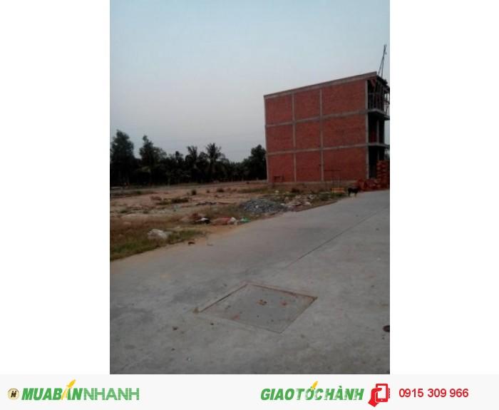 Bán đất nền Gò Cát phường Phú Hữu  giá chỉ 13,6tr/m2 .Xây dựng ngay