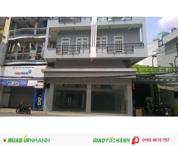Cho thuê mặt bằng mới xây nở hậu Lê Văn Thọ, GV DT 240m