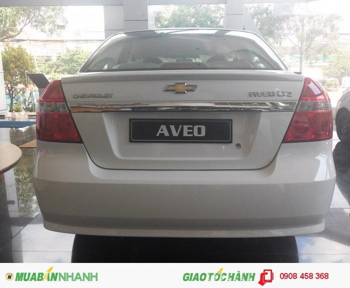 Bán xe Chevrolet AVEO 2016, vay 100%, tháng 7 khuyến mãi khủng, giao ngay 3