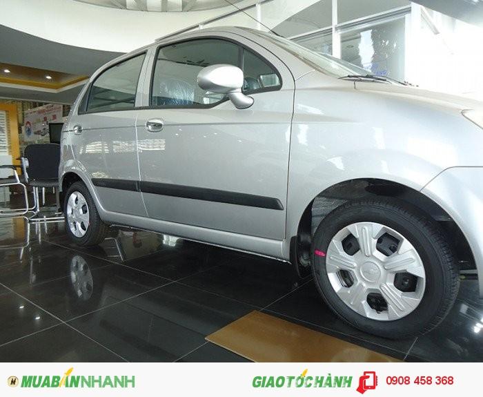 Bán Xe Chevrolet SPARK VAN 0.8l 2016 mới, khuyến mãi KHỦNG, vay 100% 2