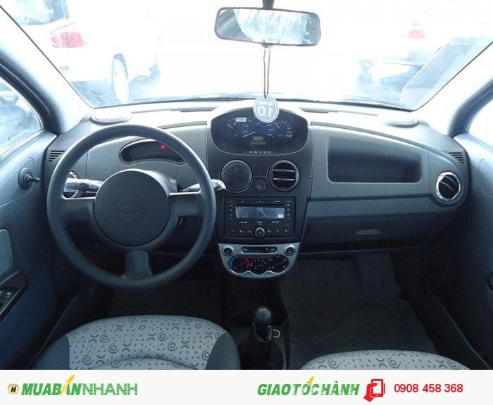 Bán Xe Chevrolet SPARK VAN 0.8l 2016 mới, khuyến mãi KHỦNG, vay 100% 4