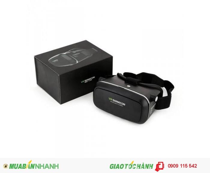 - Với mắt kính sâu góc nhìn rộng, không hề hở sáng nên cảm giác 3D và hiệu ứng trung thực nhất.