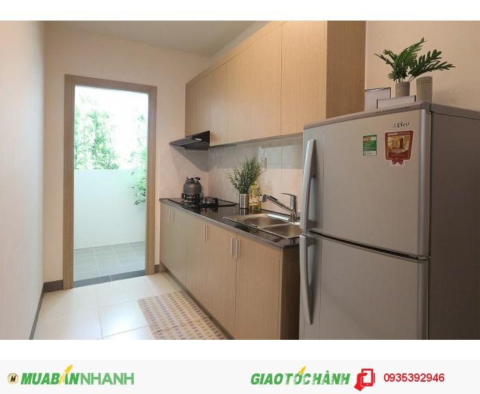 Cần bán căn hộ chung cư ở quận Thủ Đức giá 700tr