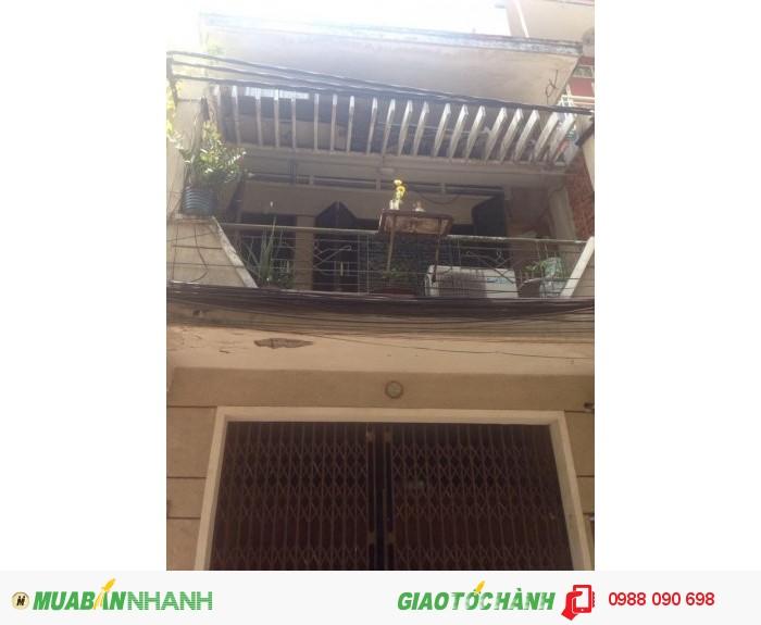 Bán nhà hẻm 687 Lạc Long Quân, Phường 10, Tân Bình